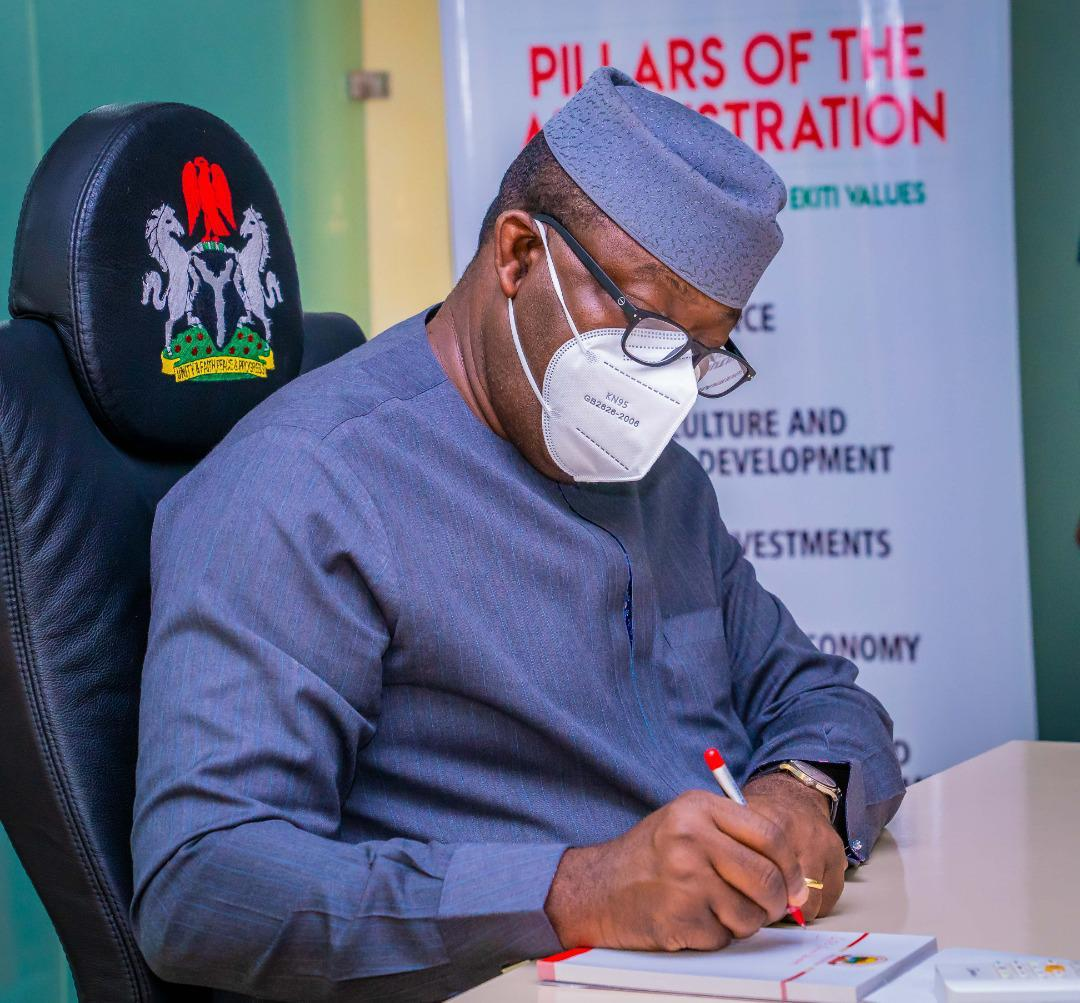 Update on COVID-19 response in Ekiti State: Text of the Statement by Ekiti State Governor